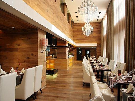 北京長白山國際酒店(Changbaishan International Hotel)餐廳