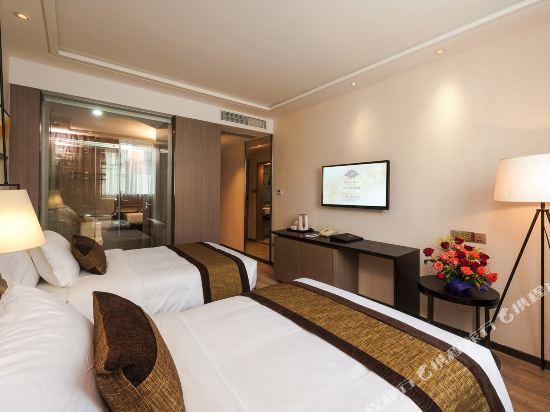 珠海鳳凰谷假日酒店(Phoenix Valley Holiday hotel)D座標準雙床房