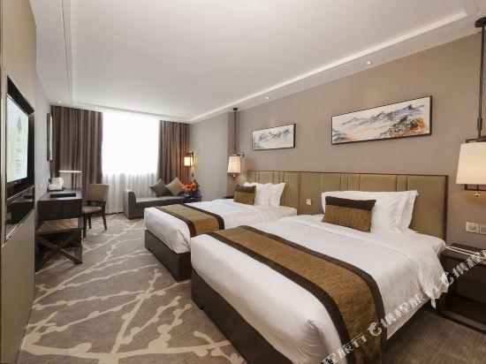 珠海鳳凰谷假日酒店(Phoenix Valley Holiday hotel)A、C座豪華雙床房