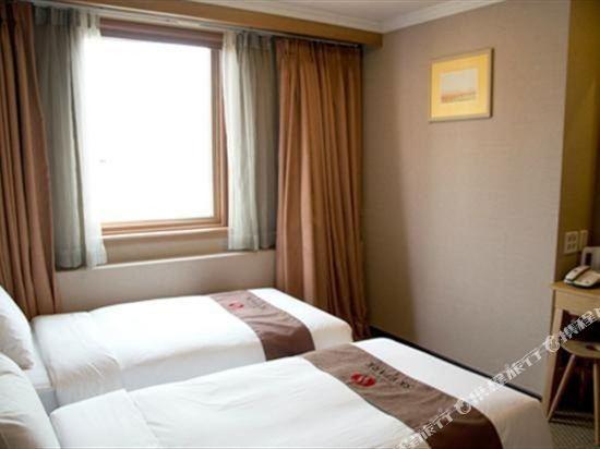 天空花園酒店東大門1號店(Hotel Skypark Dongdaemun I)標準雙床房