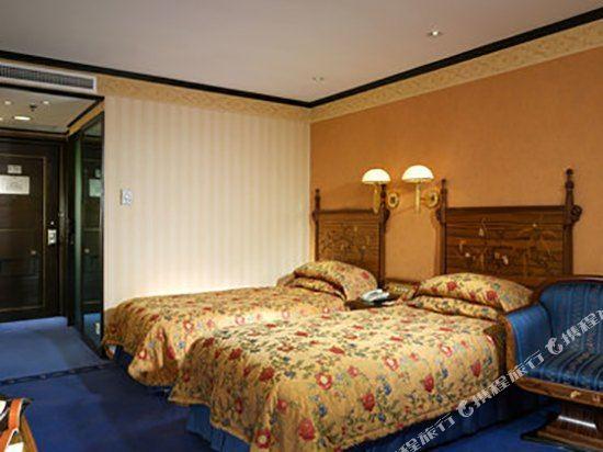 澳門葡京酒店(Hotel Lisboa)西翼豪華三人房
