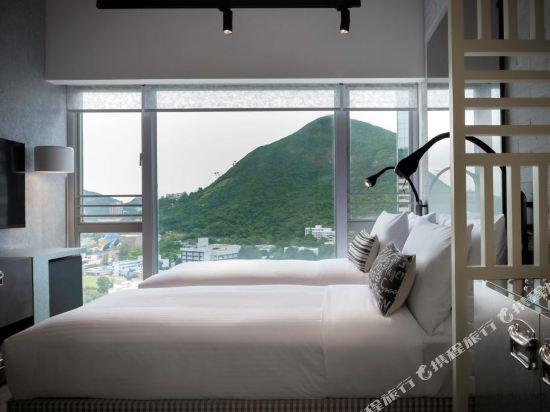 奧華·時尚精品酒店 - 南岸(Ovolo Southside)精緻雙床客房