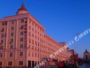 滿洲里莫奈主題賓館