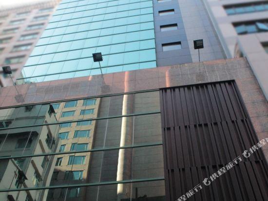 香港逸林酒店(Noblepark Hotel Hong Kong)外觀