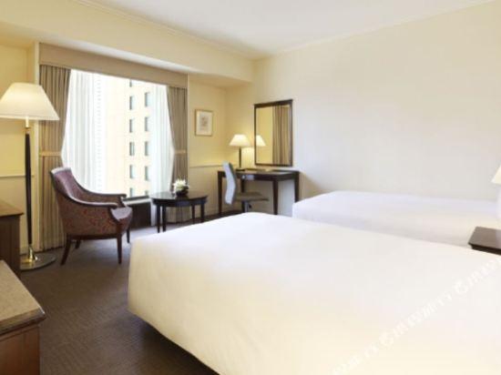 東京凱悅酒店(Hyatt Regency Tokyo)雙床房
