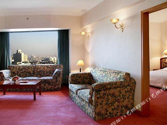 廣州珀麗酒店(Rosedale Hotel & Suites)豪華套房