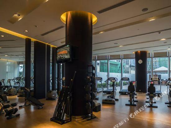 澳門君悅酒店(Grand Hyatt Macau)健身房
