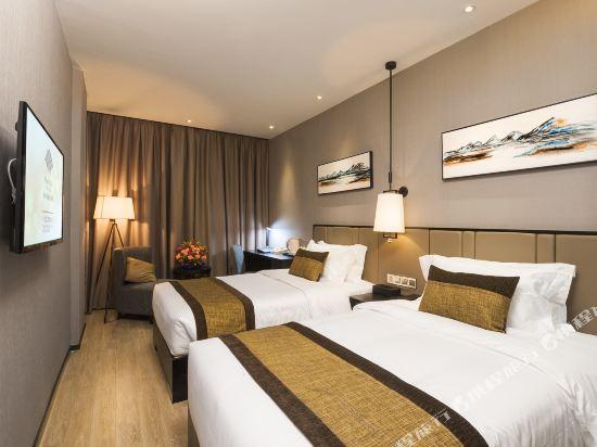 珠海鳳凰谷假日酒店(Phoenix Valley Holiday hotel)B座高級雙床房