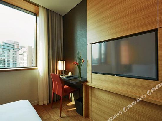 明洞皇冠公園酒店(Crown Park Hotel Seoul)標準大床房