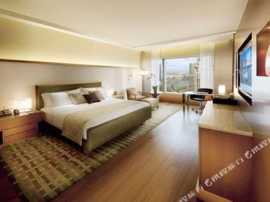 澳門大倉酒店(Hotel Okura Macau)豪華雙床房