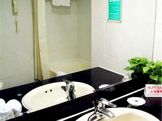 廣東迎賓館(Yingbin Hotel)行政雙床房(碧海樓)