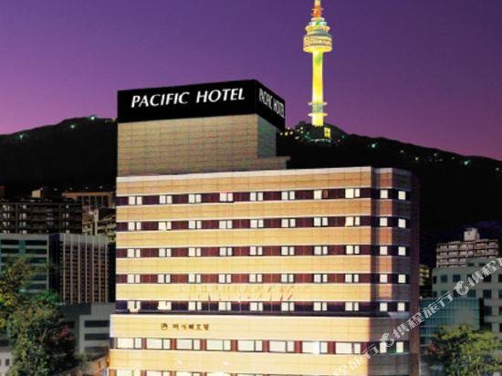 首爾太平洋酒店(Pacific Hotel Seoul)