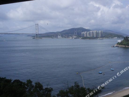 香港帝景酒店(Royal View Hotel)眺望遠景