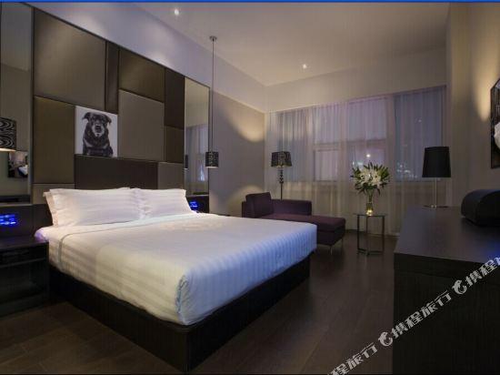 桔子酒店·精選(深圳羅湖店)(Orange Hotel Select (Shenzhen Luohu))天才眼鏡貓
