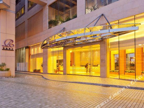 香港青逸酒店(Rambler Oasis Hotel)外觀