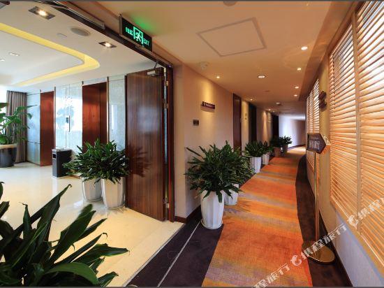 深圳華強北和頤酒店內景