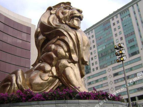 澳門美高梅酒店(MGM Macau)外觀