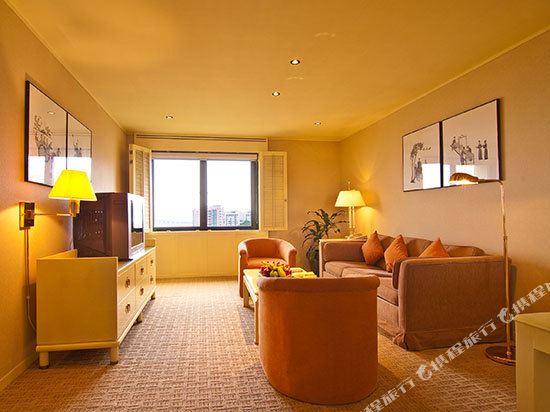 澳門麗景灣酒店(Regency Art Hotel)高級套房