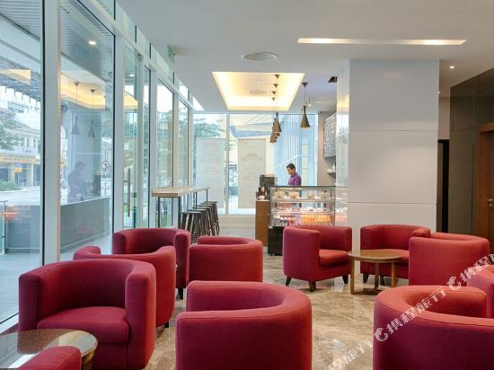 吉隆坡WP酒店(WP Hotel Kuala Lumpur)咖啡廳