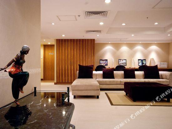 香港華大盛品酒店(Best Western Plus Hotel Hong Kong)公共區域