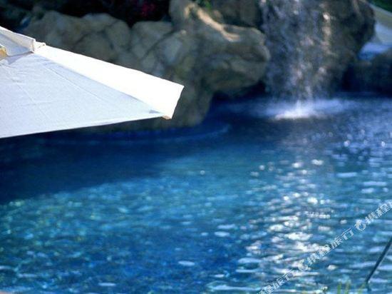 澳門金麗華酒店(Grand Lapa Hotel Macau)室外游泳池