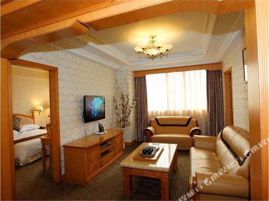珠海華僑賓館(Hua Qiao Hotel)迎賓套房