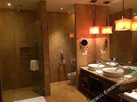 東莞厚街國際大酒店(HJ International Hotel)精英大床房