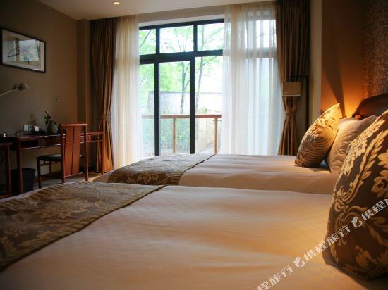 溧陽天目湖御水温泉度假酒店(Yu Shui Hot Spring Hotel)主樓標準房