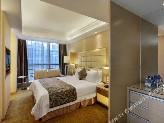 深圳中南海怡酒店精品大床房