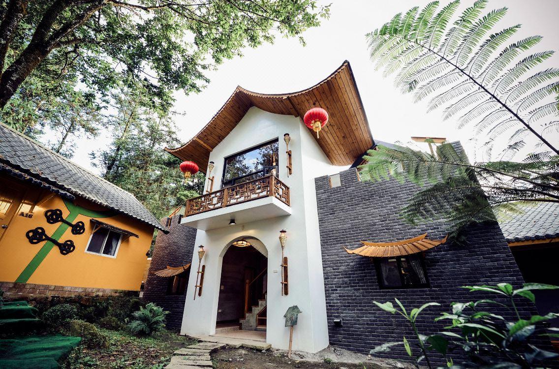 南投溪頭聽濤園渡假山莊Tingtau Villa