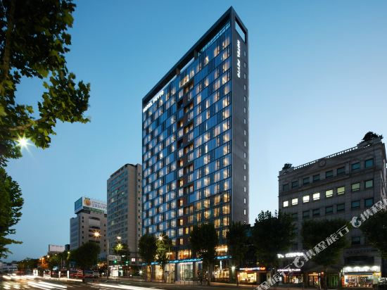 首爾陪圖江南酒店(Hotel Peyto Gangnam Seoul)