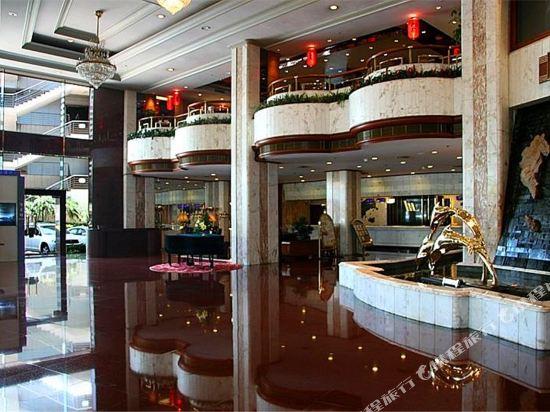 中山國際酒店(Zhongshan International Hotel)公共區域