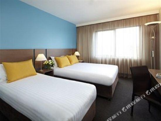霍巴特旅客之家酒店(Travelodge Hotel Hobart)客房-雙床