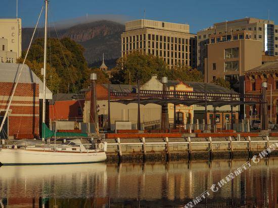 霍巴特旅客之家酒店(Travelodge Hotel Hobart)外觀