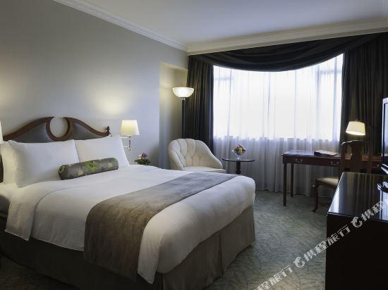 馬哥孛羅香港酒店(Marco Polo Hongkong Hotel)貴賓樓層高級客房
