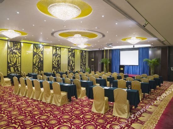 香港南洋酒店(South Pacific Hotel)會議室