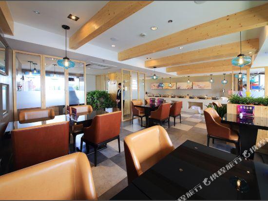 深圳華強北和頤酒店餐廳