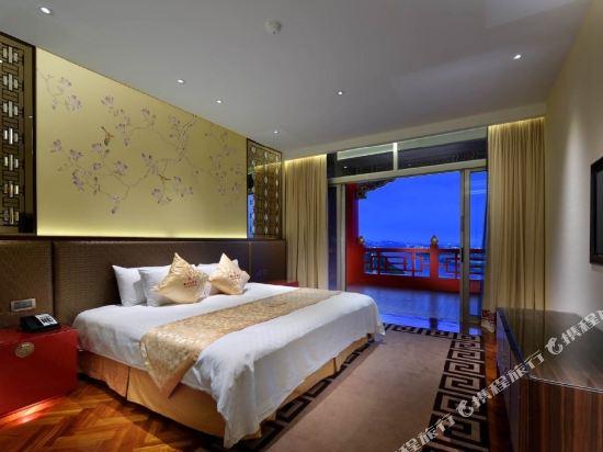 台北圓山大飯店(The Grand Hotel)菁英商務套房