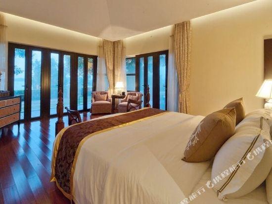 溧陽涵田度假村酒店(Hentique Resort & Spa)至尊湖景別墅