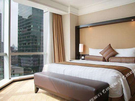 上海嘉豪淮海國際豪生酒店(Howard Johnson Huaihai Hotel Shanghai)觀景套房