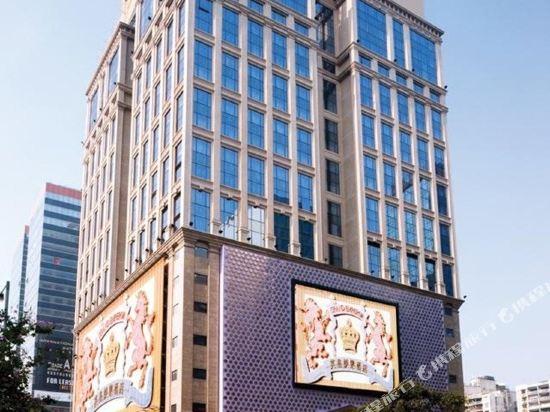澳門英皇娛樂酒店(Grand Emperor Hotel)外觀