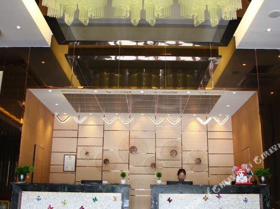 佛山甜果世界酒店(Sweet World Hotel)公共區域
