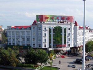 哈巴河神河大酒店