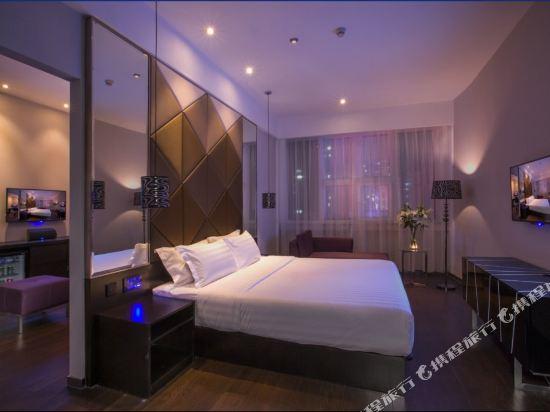 桔子酒店·精選(深圳羅湖店)(Orange Hotel Select (Shenzhen Luohu))豪華套房
