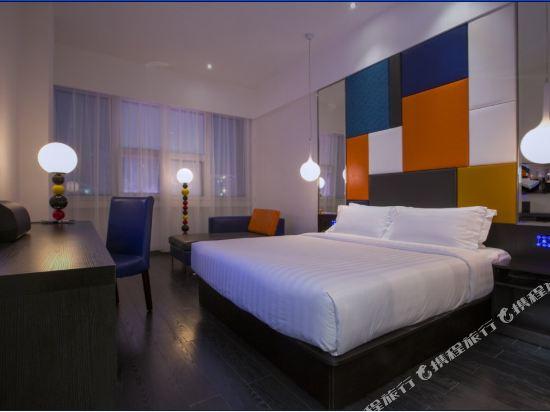 桔子酒店·精選(深圳羅湖店)(Orange Hotel Select (Shenzhen Luohu))蒙德里安