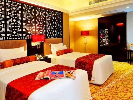 京都酒店(Metropole Hotel Macau)標準雙人房