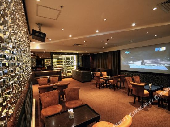 香港華大盛品酒店(Best Western Plus Hotel Hong Kong)酒吧