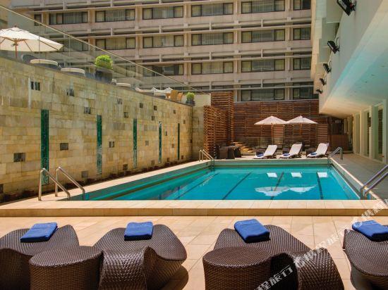 馬哥孛羅香港酒店(Marco Polo Hongkong Hotel)室外游泳池