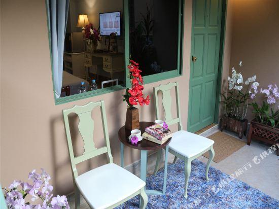 芭堤雅首驛精品酒店(E-Outfitting Boutique Hotel Pattaya)公共區域