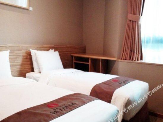 天空花園酒店明洞2號店(Hotel Skypark Myeongdong 2)標準雙床房